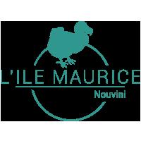 Logo couleur de Nouvini pour l'île Maurice