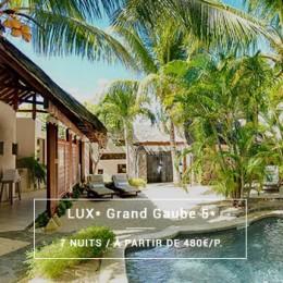 Séjour Île Maurice : LUX* Grand Gaube 5*