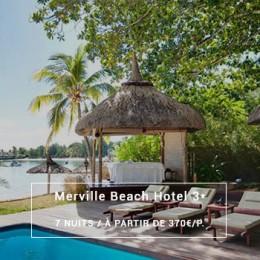 Séjour Île Maurice : Merville Beach Hotel 3*