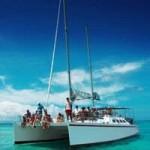 Catamaran ilot gabriel