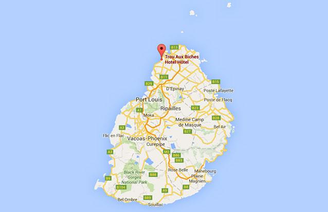 Séjour Île Maurice : Trou aux Biches Beachcomber