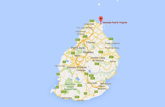 Séjour Île Maurice : Veranda Paul et Virginie