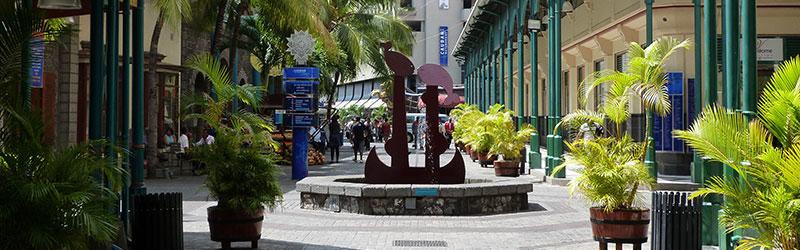 A Faire A Port Louis Ile Maurice : Caudran Front De Mer