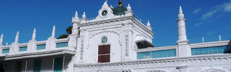 What to do in Port Louis, Mauritius : Jummah Masjid