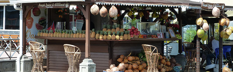 À Faire à Port Louis Ile Maurice : Le Marché Central