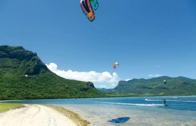 Riu Le Morne plage