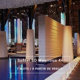Séjour Île Maurice : Sofitel SO Mauritius 4*