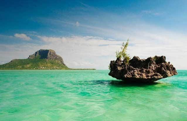 ile maurice: découvrez l'Île aux bénitiers en catamran