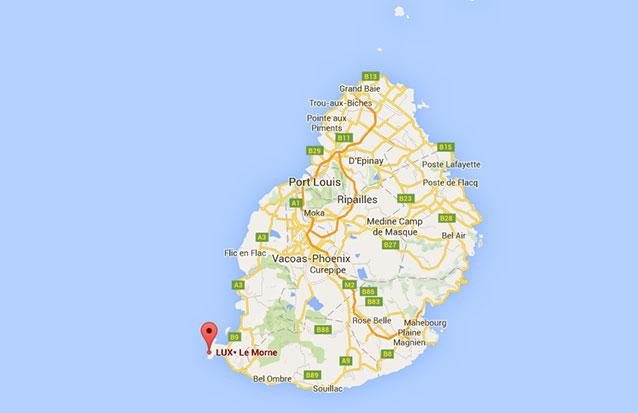 Séjour Île Maurice : LUX* Le Morne