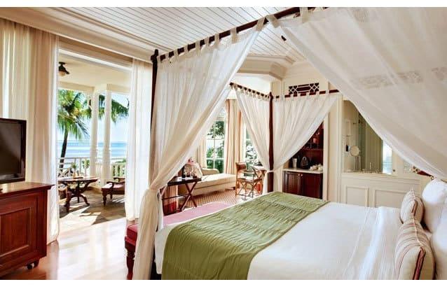 Séjour île Maurice : Heritage Le Telfair Chambre